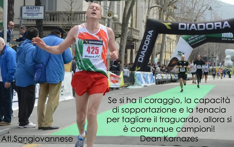 Amato Aforismi - Atletica Sangiovannese 1967 SZ07